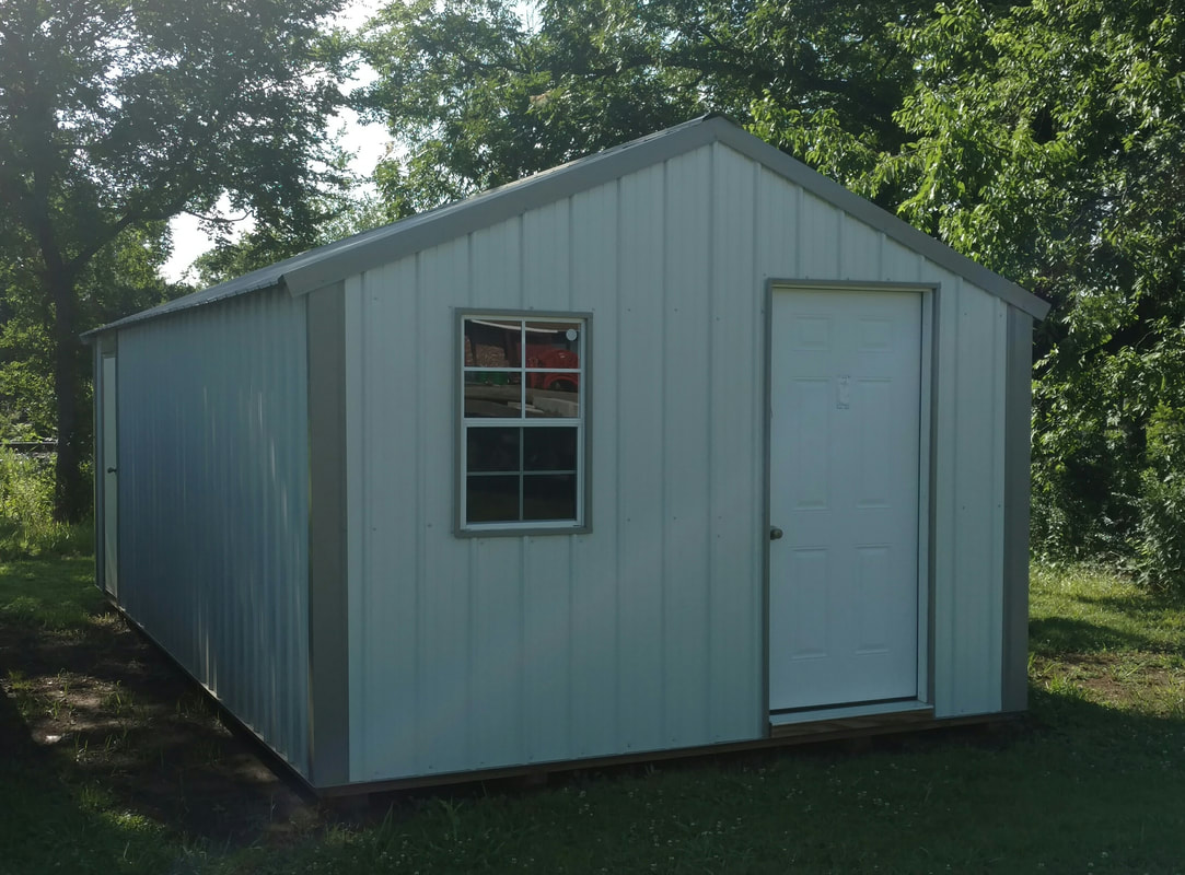 Portable Buildings In Fort Smith Arkansas Ok Structures